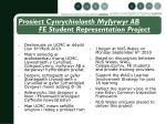prosiect cynrychiolaeth myfyrwyr ab fe student representation project