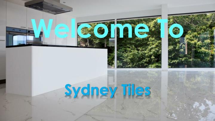 Sydney Tiles