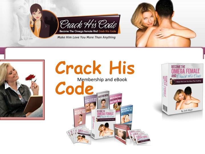 Crack His Code
