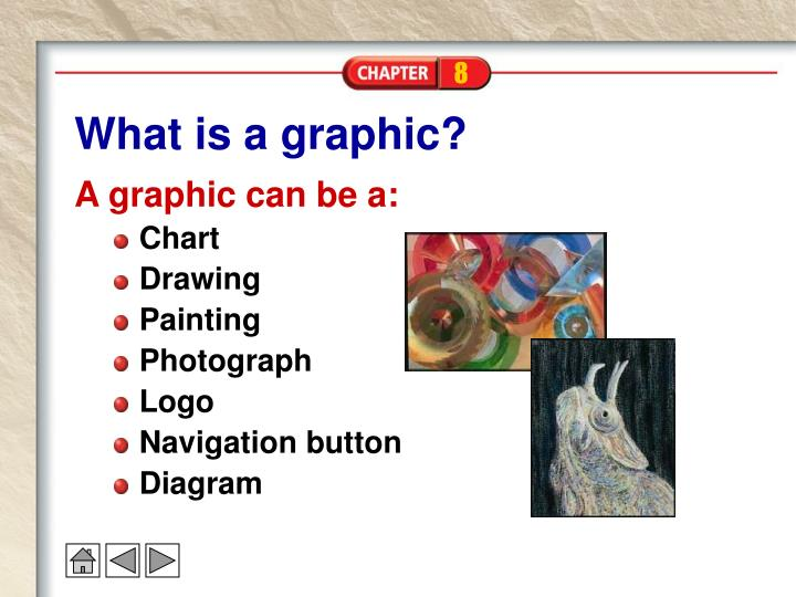 What is a graphic
