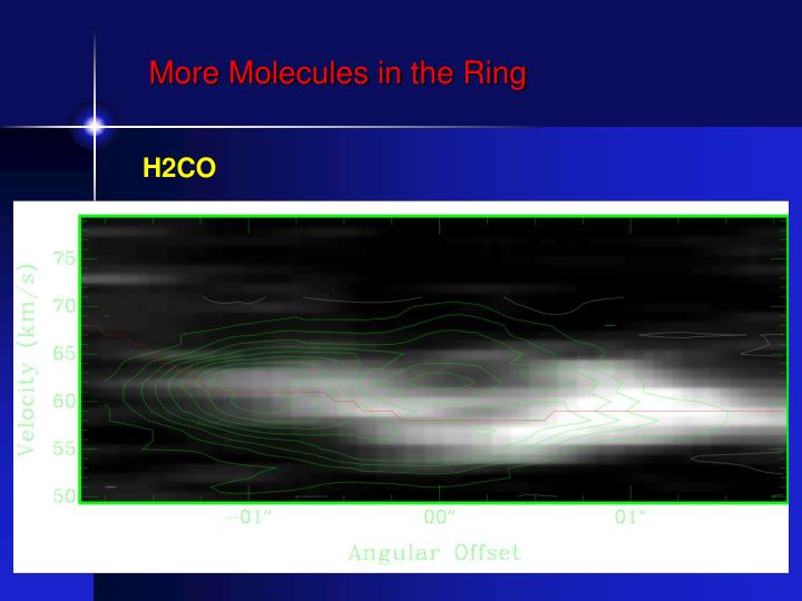 More Molecules in the Ring