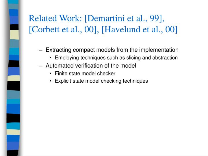 Related Work: [Demartini et al., 99],
