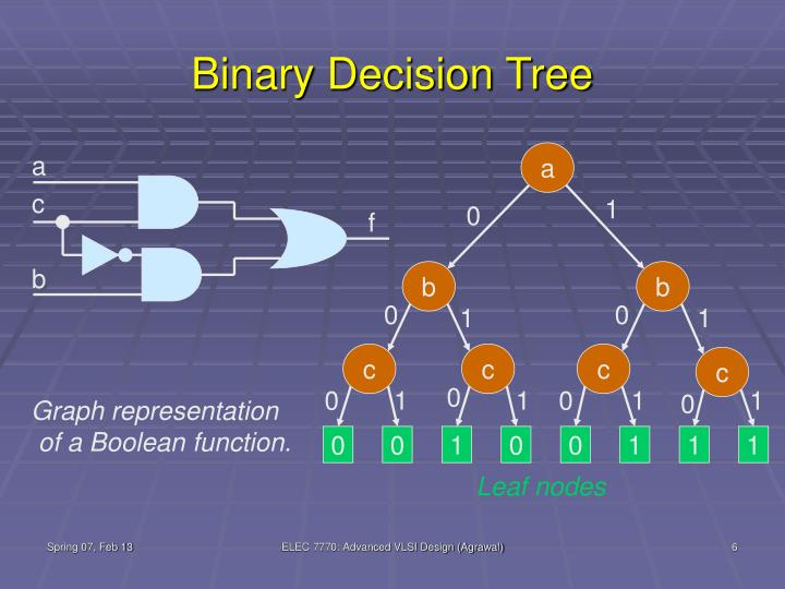 Binary Decision Tree