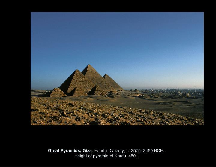 Great Pyramids, Giza