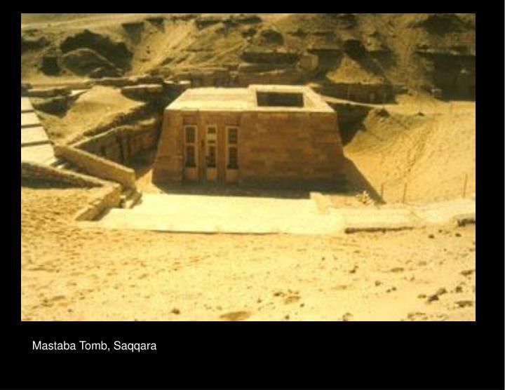 Mastaba Tomb, Saqqara