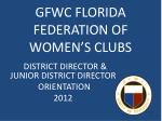 gfwc florida federation of women s clubs