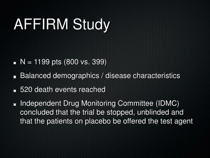 AFFIRM Study