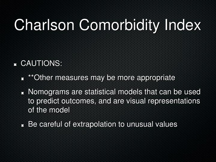 Charlson Comorbidity Index