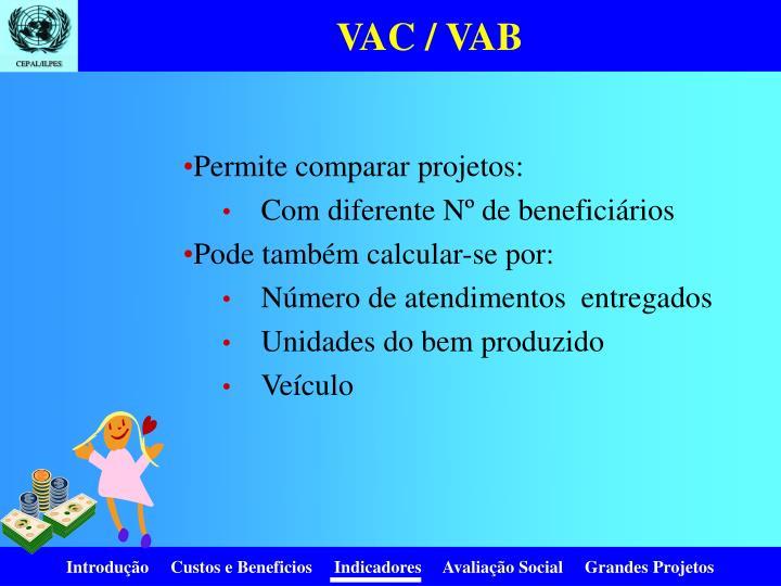VAC / VAB
