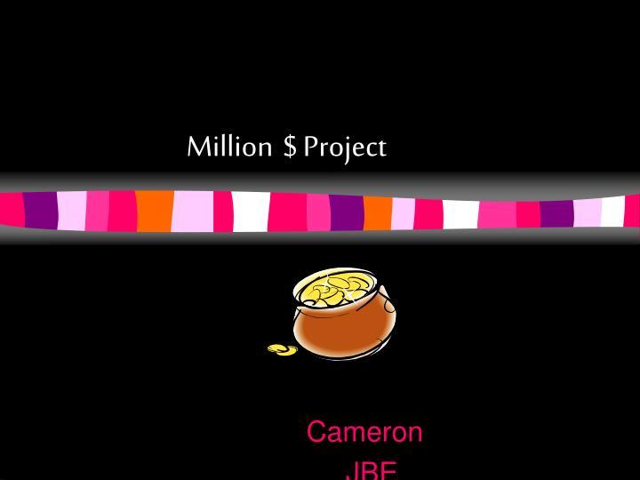 million project