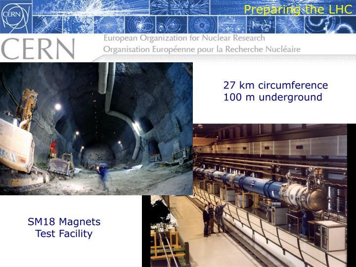 Preparing the LHC