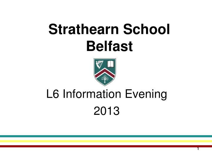 Strathearn School
