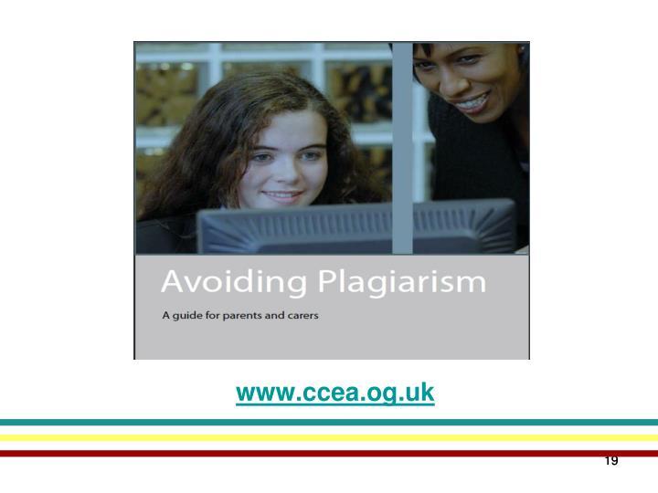 www.ccea.og.uk