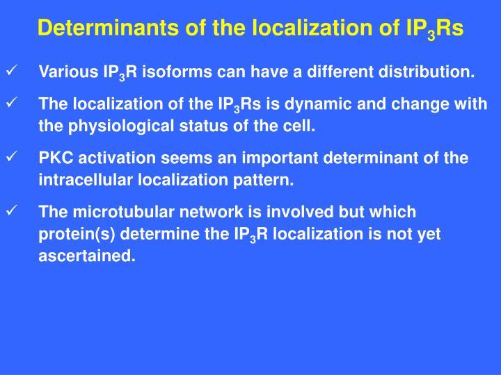 Various IP
