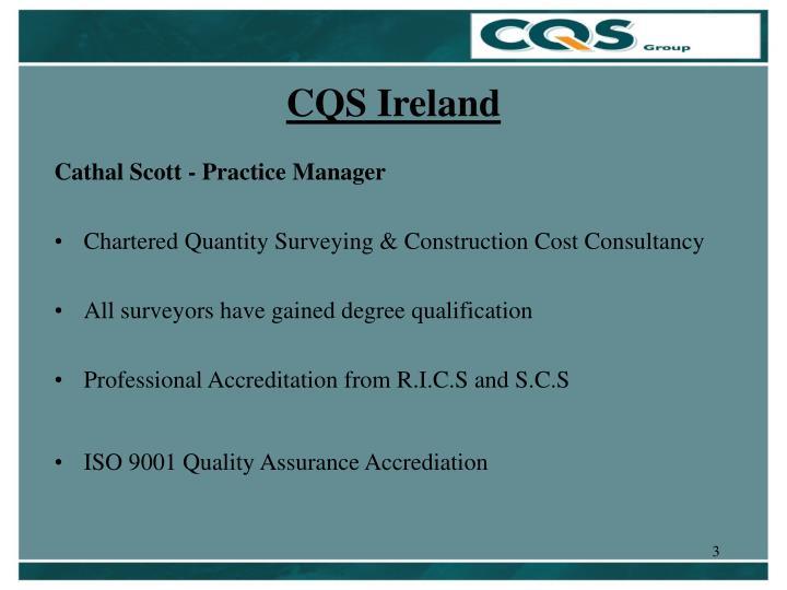 CQS Ireland