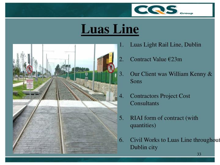 Luas Line