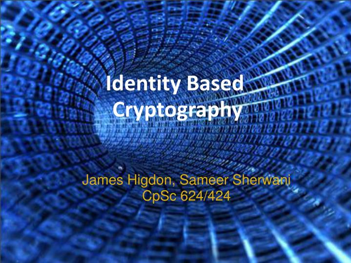 research paper on cryptography
