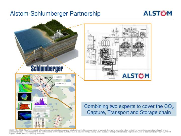 Alstom-Schlumberger Partnership
