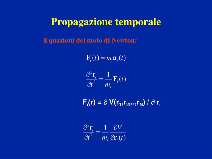 Propagazione temporale