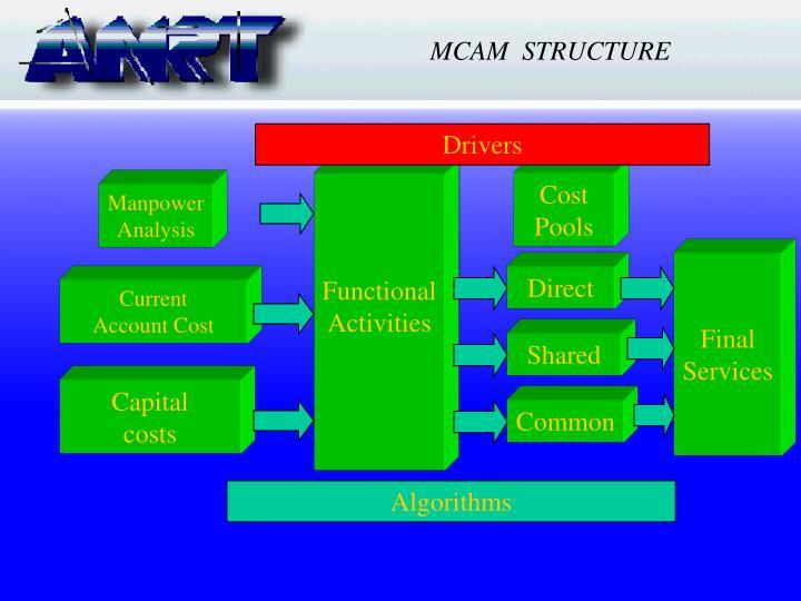 MCAM  STRUCTURE