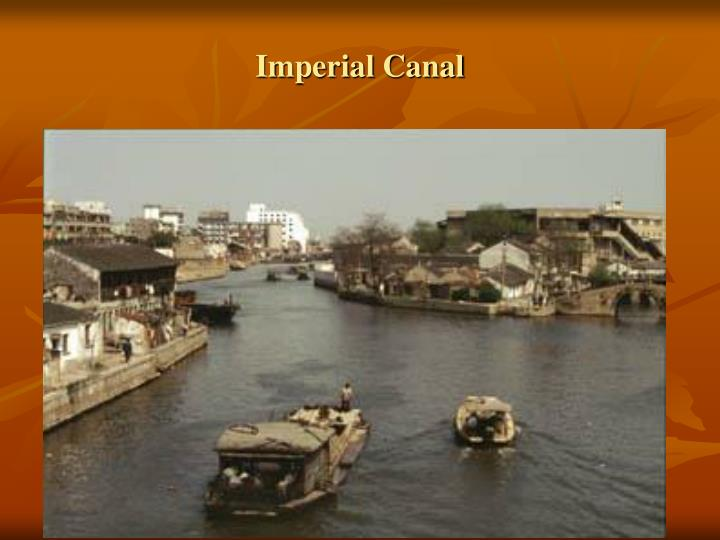 Imperial Canal