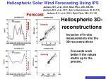 heliospheric 3d reconstructions1
