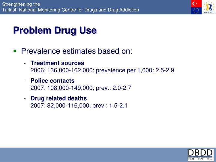 Problem Drug Use