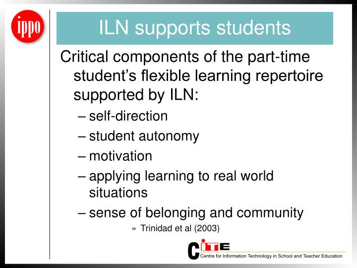 ILN supports students