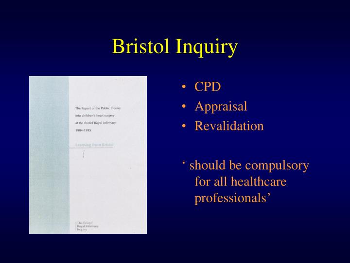Bristol Inquiry
