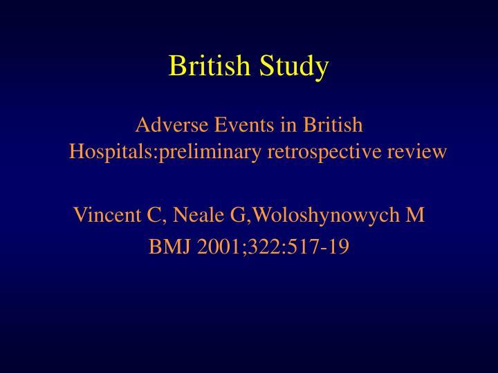 British Study