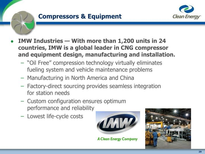 Compressors & Equipment