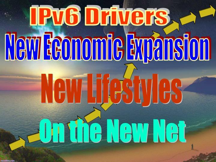 IPv6 Drivers