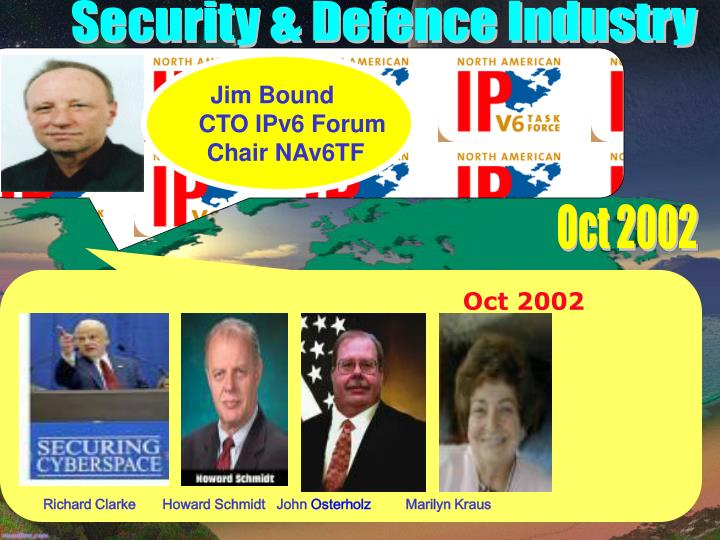 Security & Defence Industry