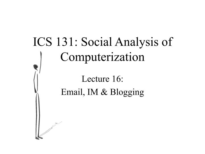 an analysis of the impact of computer on society About the journal the computer journal is one of the longest-established journals serving all branches of the academic computer science community find out more.