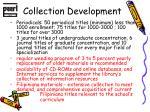 collection development3