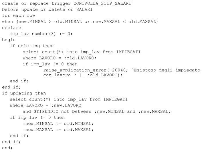 create or replace trigger CONTROLLA_STIP_SALARI
