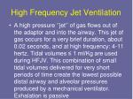 high frequency jet ventilation2