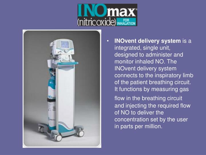 INOvent delivery system