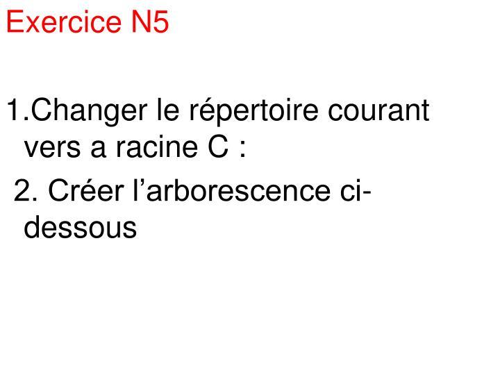 Exercice N5