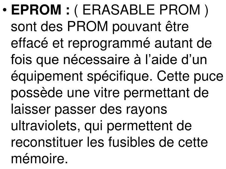 EPROM: