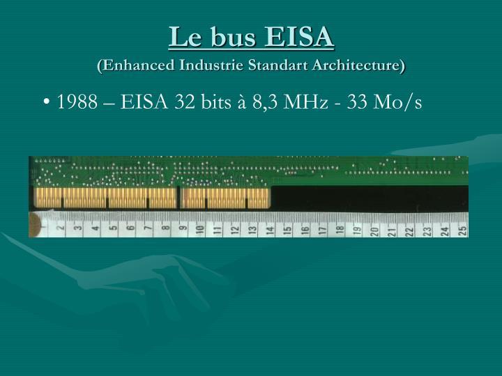 Le bus EISA