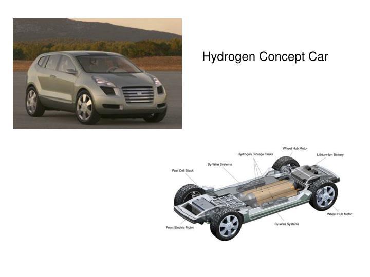 Hydrogen Concept Car
