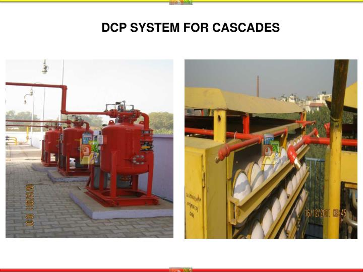 DCP SYSTEM FOR CASCADES
