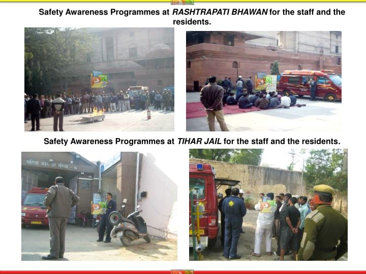 Safety Awareness Programmes at