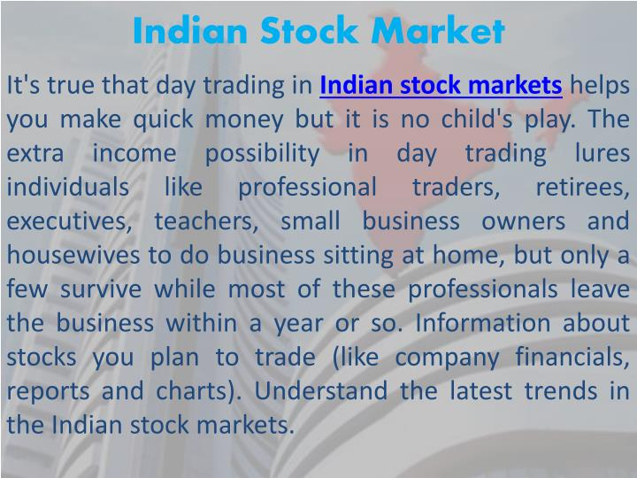 Indian Stock Market