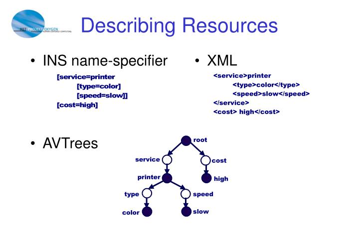 Describing Resources
