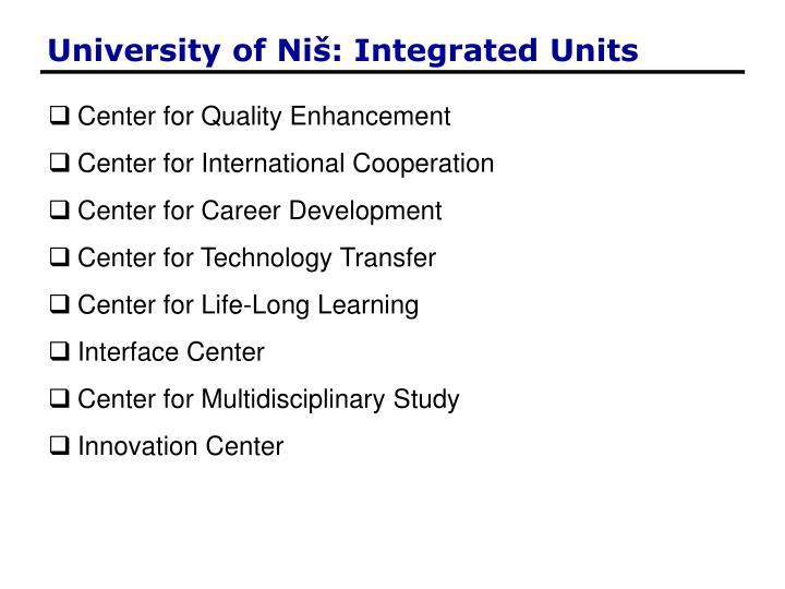 University of Ni