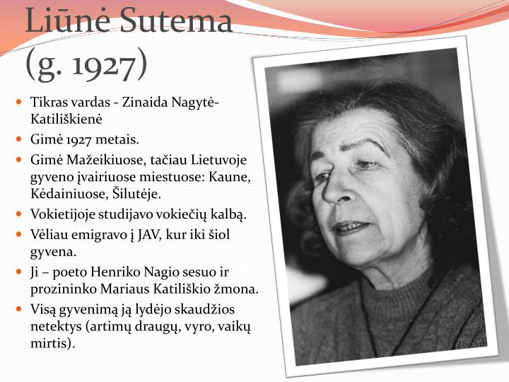 Liūnė Sutema