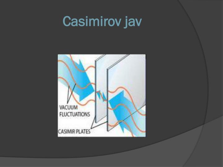Casimirov