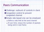 peers communication4